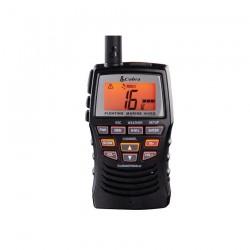 Cobra Emisora VHF portatil MR HH 150