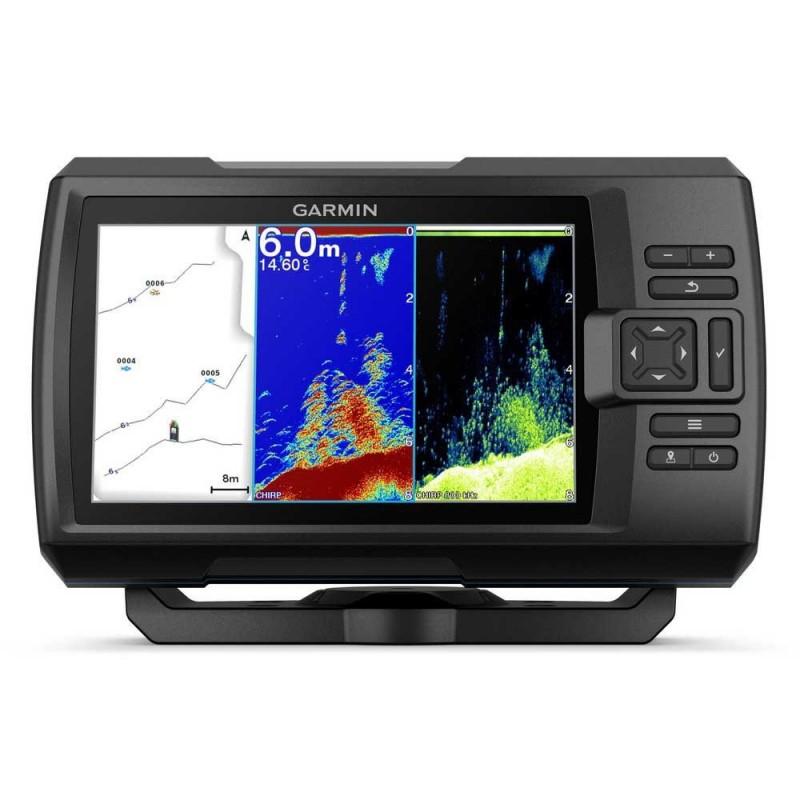 Garmin Striker Vivid 7cv Sonda GPS