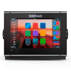 Simrad GO7 XSR con Transductor Active Imaging 3 in 1