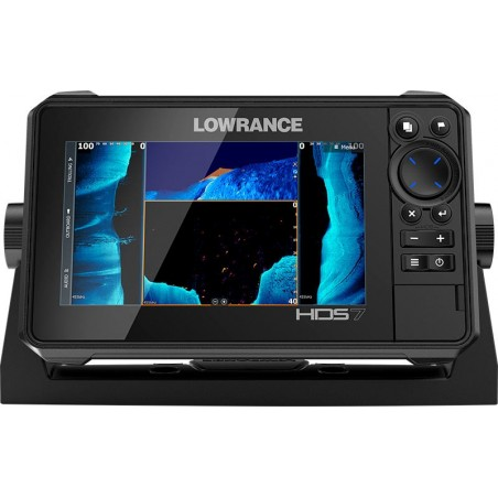 Lowrance HDS 7 LIVE con Transductor CHIRP Airmar TM185M