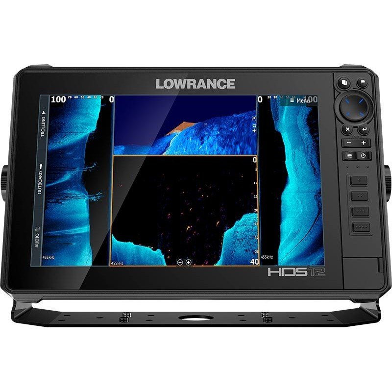 Lowrance HDS 12 LIVE con Transductor HDI 83/200 CHIRP/DownScan
