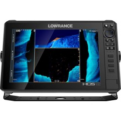 Lowrance HDS 12 con Transductor HDI 50/200 CHIRP/DownScan