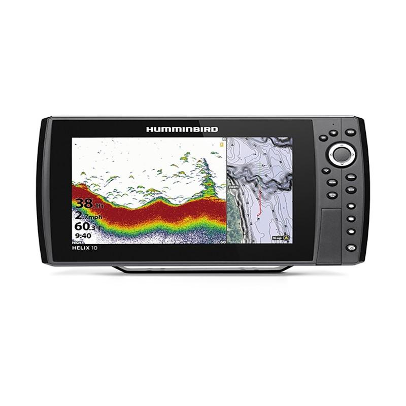 Humminbird HELIX 10 CHIRP DS Sonda GPS G3N