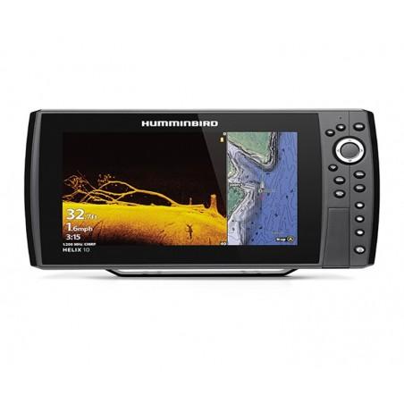Humminbird HELIX 10 CHIRP MEGA DI+ Sonda GPS G3N