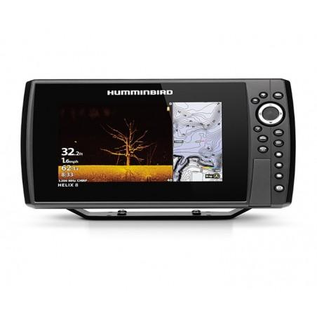 Humminbird HELIX 8 CHIRP MEGA SI+ Sonda GPS G4N