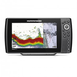 Humminbird HELIX 10 CHIRP Sonda GPS G4N