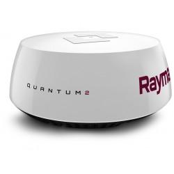 Antena Radar Raymarine Quantum 2 Q24D Doppler Cable de alimentación y datos de 10m