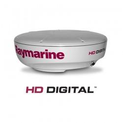 Antena Radar Raymarine Radome HD RD418HD Cable de 10m