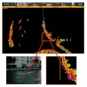 Radar inalámbrico Raymarine Quantum Q24c CHIRP Cable alimentación y Datos de 15m