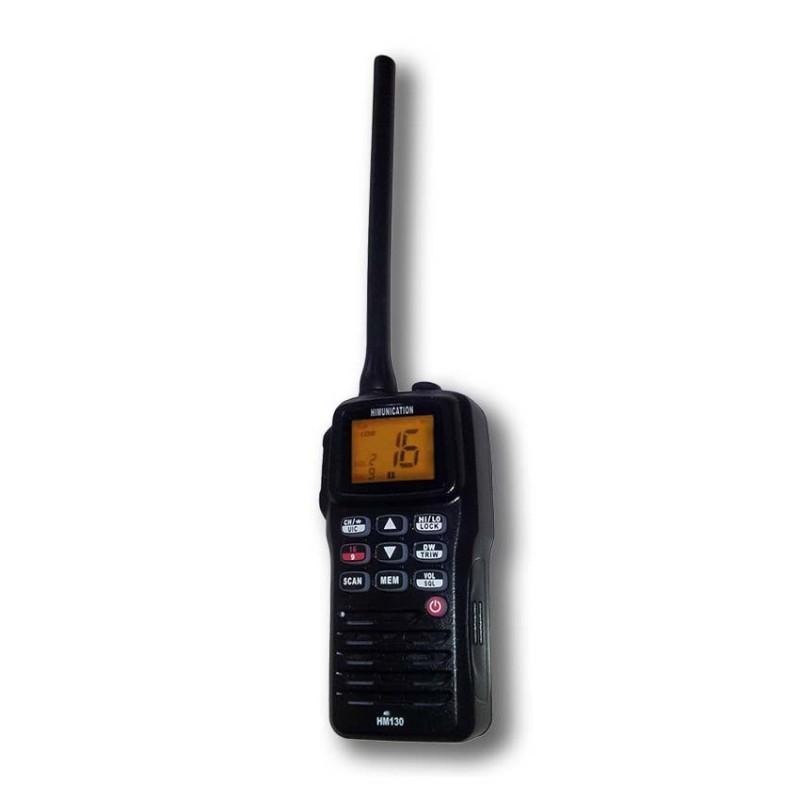Emisora VHF portátil Himunication HM-130