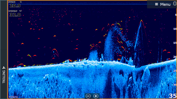 lowrance active imaging