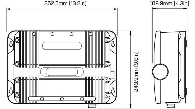 dimensiones cp570