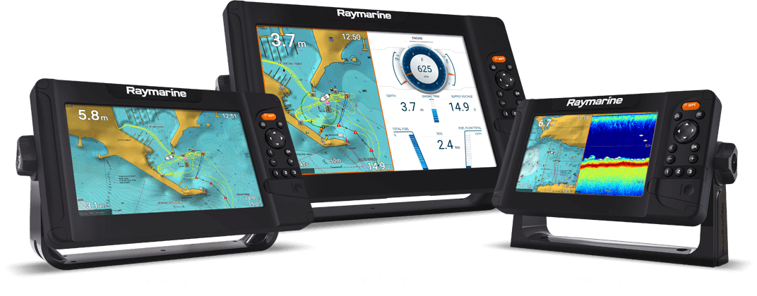 Raymarine Element Sonda GPS Plotter