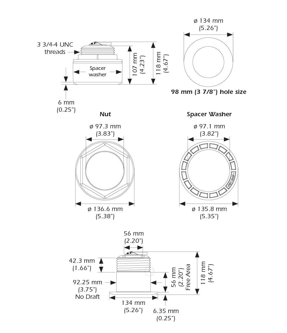 transductor airmar b175