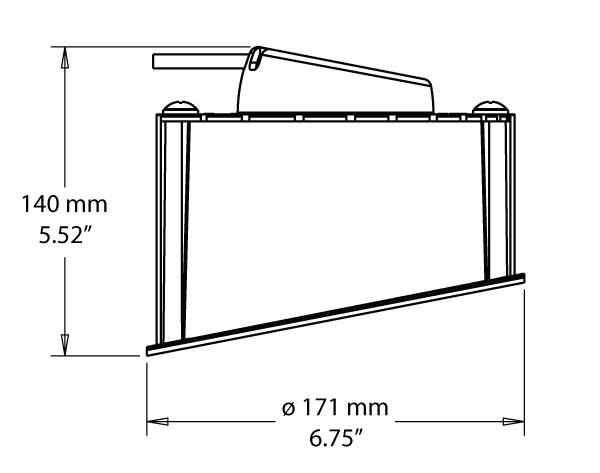 transductor airmar m135m