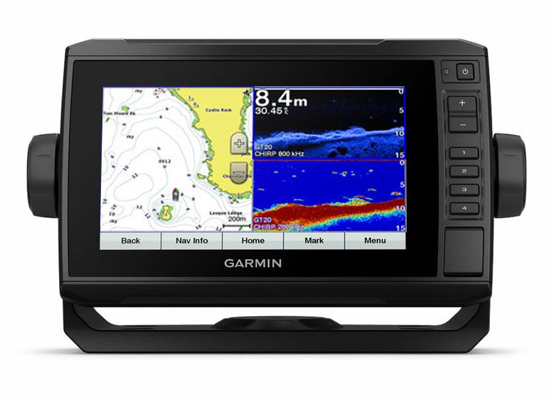 garmin echomap plus 72cv