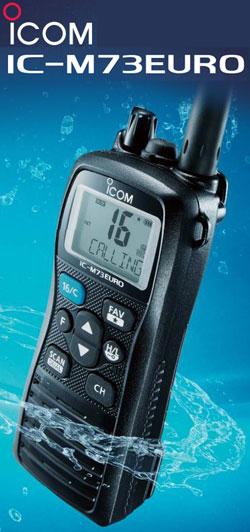 Icom IC-M73