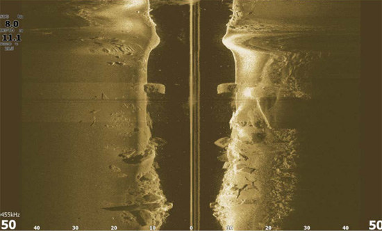 transductor tripleshot lowrance