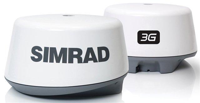 Radar Simrad 3G Broadband